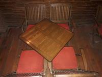 Tavolina komplet per kafiteri