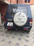Hyundai Galloper me motor te mitsubishit