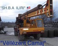 Gypa te betonit bunare SH.B.A ILIRI