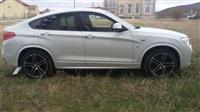 BMW X4 3.0 X.Drive M-Sport Performance Paket