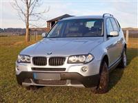 BMW X3 3.0 X DRIVE AUT. xenon B lleda para mbrapa