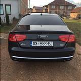 Audi A83.0 tdi quatro automatik