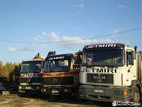 Transporte dhe sherbime me kran...