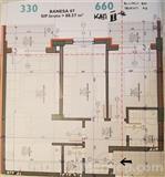 Shitet banesa 88.57m2, kati 2, ndertim i Nartelit