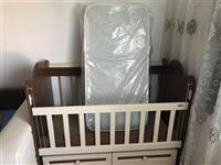 Krevat per femij i pa perdorur i ri