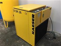 Kompresor Kaeser SK 26, 15kW 2003.