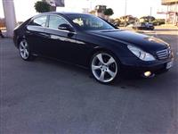 U SHIT !!   MERCEDES CLS 320  FULL OPTION