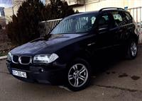 Bmw X3  3.0  4X4 Xdrive ponorame facelift full ext