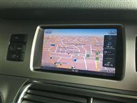Instalimi i hartave më të reja të Eur. për vetura