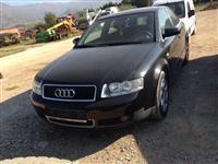 Shitet  Audi a4  Viti 2002   Esht i regjistru por