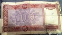 Monedha historike frang e shqipris