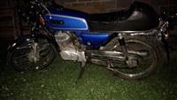 Shes Yamaha 150cc ne gjendje shum te mir