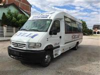 Mini bus 28 ulese