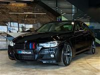 BMW 320d F30 LCI 2016