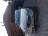 Shes Mercedes E280. Me motorr V