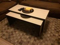 Komode per TV, 2 tavolina