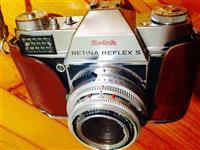 Aparat i vite  e 1957 Retina Reflex S Kodak