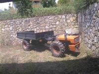 Shes traktor 2 klipsh me kiper