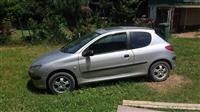 Peugeot 206 1.9 viti 2001