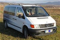 Shitet dhe mundesi ndrrimi kombi Mercedes vito 108