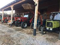 Traktora edhe mjete bujqesore