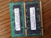 RAM per Laptop