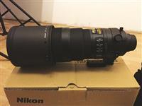 Telefoni NIKON AF-S 300mm f / 2,8G ED II VR