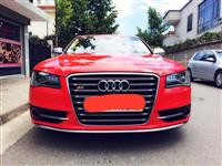AUDI S8 TWIN TURBO 2013 FULL FULL MUNDESI NDERRIMI