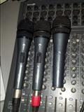 Mikrofona  sennheiser