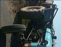 Shes ose ndrroj me traktor 4X4