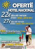 Freskohuni në këto ditë vape Hotel- Nacional