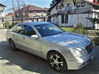 Shes veturen Mercedes-benz E270