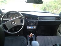 Mercedes 190 , 10 muaj regjistrim