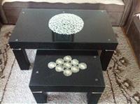 2 Tavolina per Sallon