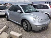 VW New Beetle benzin