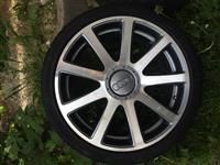 Shes Fellnet 20 Audi S8