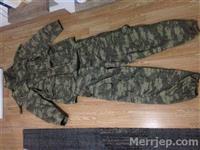 uniform ushtarake