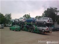 Bejme Transportin e Veturave nga Gjermania