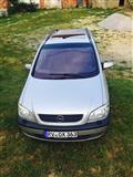 Opel Zafira 2.0 dizell