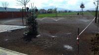 Drini Park-Montojme kubeza betoni.