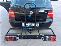 Mbajtese per barjten e 2 bicikllave