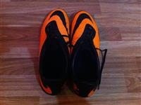 Shes Nike Hypervenom Orange