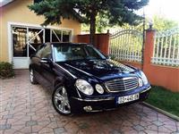 Shes Mercedes E220 CDI tiptop RKS