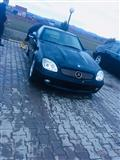 Mercedes slk 230 me full cabriolet rks ndrrim