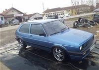VW Golf 2 benzin -88