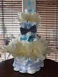 Torte nga Pampersat
