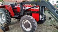 Traktori  Massey Ferguson 254 4x4 me luge