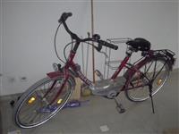 shitet bicikleta elektrike pagaso