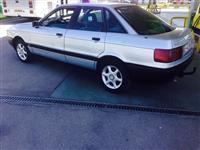 Audi 80 1.6 trubo dizell 91 me rks