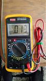 Instrument per rrym ose mats elektrik